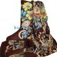 Женские валенки под павлопосадский платок в Кусе