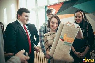 Валенки от Кусиночка для Председателя Центрального Совета Общероссийской молодежной общественной организации «Российский союз сельской молодежи»